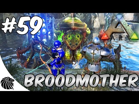 ARK Survival Evolved : BROODMOTHER / Veni, Vidi, Vici #59 [PT-BR]