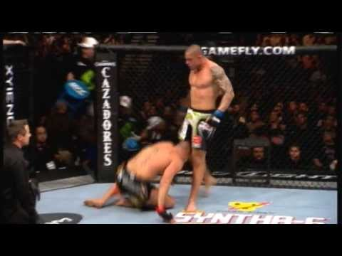 Thiago Silva MMA Highlights - Brazilian Beast