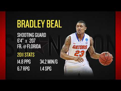 2012 NBA Draft: Bradley Beal Scouting Report