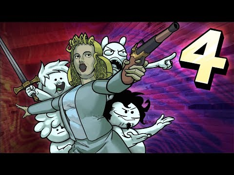 Download video Oney Plays D WITH FRIENDS - EP 4 - Spaghetti Horror - BONEY PLAYS