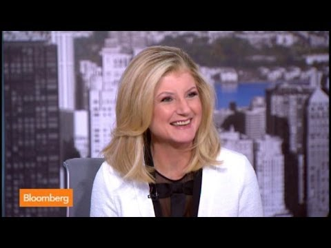 Arianna Huffington: We Live in Collective Delusion