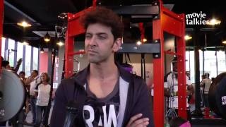 Hrithik Roshan's Gym Bodybuilding Workout Routine & Tips