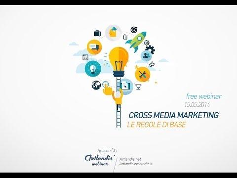 Cross-Media Marketing: le regole di base (free webinar)