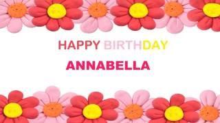 Annabella   Birthday Postcards & Postales - Happy Birthday
