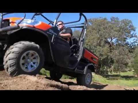 Kubota RTV-X1120D UTV review   Farms & Farm Machinery