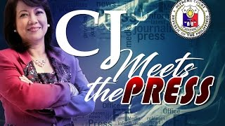 The CJ meets the PRESS 2016