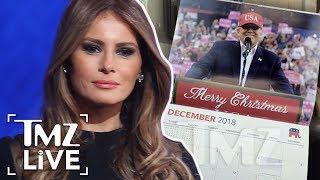 Melania Trump Wants Your Money! | TMZ Live