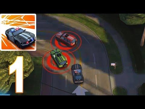 Download Lagu Smash Cops Heat - Police Chase | Smash Cars Gameplay Walkthrough part 1 (iOS, Android) MP3 Free