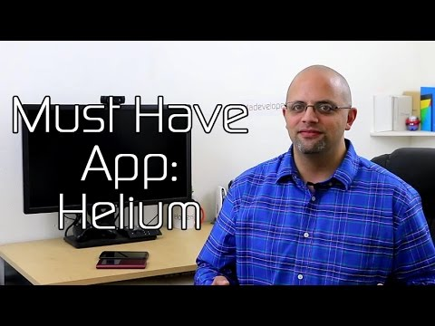 Helium Backup without Root – Must Have App Review