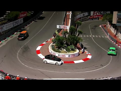 Hot Hatchbacks in Monte Carlo - Top Gear - BBC
