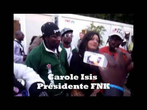 Exclusivité de l'interview de WERRASON Wenge MMM et l'equipe FNK Universel R Lumumba et Carole Isis