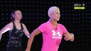 Утренняя зарядка от тренера по фитнесу Ангелики Роос