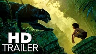 THE JUNGLE BOOK Trailer Deutsch German 2016 (HD) - Walt Disney Pictures