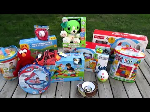 Cayden's 1st Birthday Haul