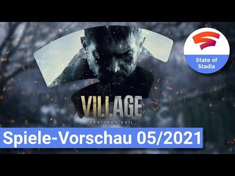 Spiele-Vorschau 05/2021 - alle angekündigten Spiele für Stadia im Mai, Terminupdates & Gerüchte
