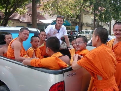 "Buddhism and Thailand "" ประเทศไทย ""  Part 3  (Bryce Bohne)"