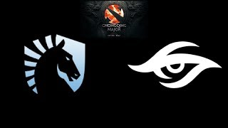 Liquid vs Secret The Chongqing Major Highlights Dota 2