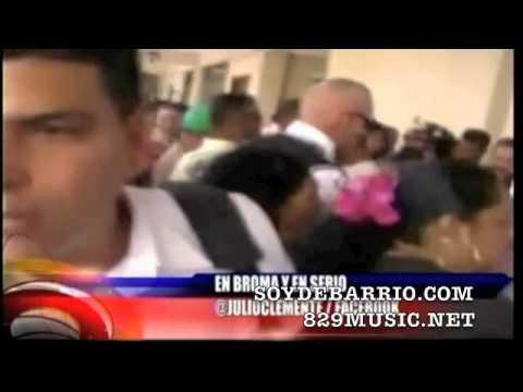 Que Lio Se Armo En El Palacio De Justicia De Santiago Republica Dominicana!!