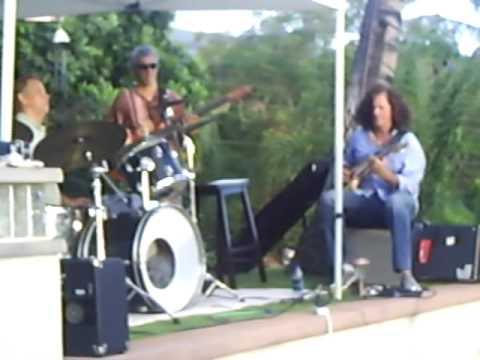 Michael Thompson&friends doin' the Blues Saturday Jamz