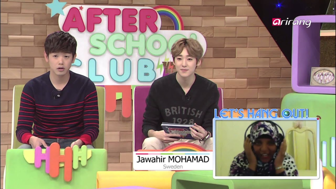 School Clubs List After School Club Ep97 Shinee