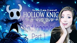 Hollow Knight Blind Playthrough: Twitch VOD pt1