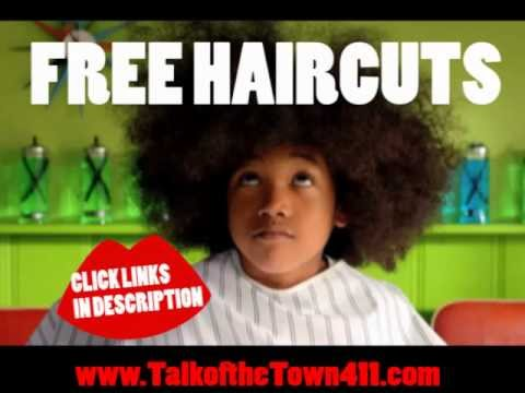 COUPONS: FREE HAIRCUTS!