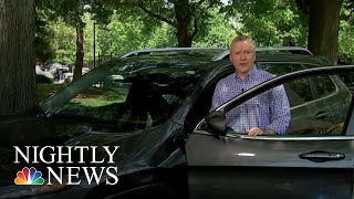 Fiat Chrysler Recalls Millions Of Vehicles Over Cruise Control Defect | NBC Nightly News