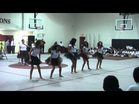 San Luis Middle School Talent Show May 20, 2011