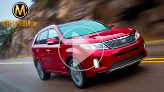 2014 Kia Sorento Review - تجربة كيا سورينتو - Dubai UAE review by Motopedia.ae