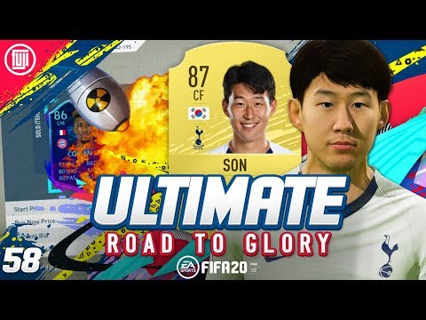 A MAJOR PROBLEM!!!! ULTIMATE RTG #58 - FIFA 20 Ultimate Team Road to Glory