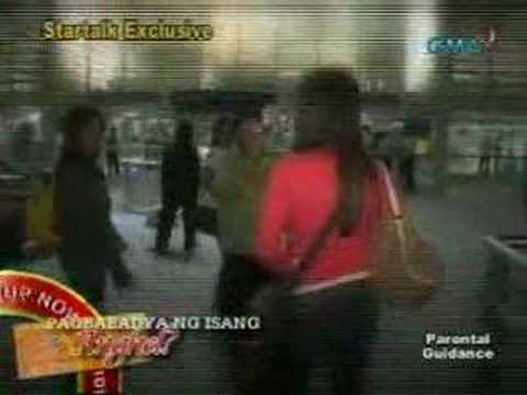 angel locsin, marian rivera nagtaray!