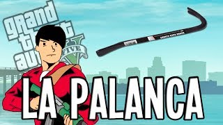 """GTA 5 - ARMA SECRETA!:""""PALANCA""""(CROWBAR!) LOCALIZACION[GTA V ]"""