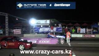 Honda Civic vs Subaru Impreza, 10.09.2011
