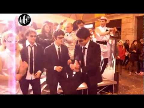 Le Iene On The Road:Carnevale di Ascoli Piceno  -Gli Svalvolati