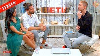 TEASER: RDV demain pour une interview mouvementée avec Sabrina & Zaven (LVDA3) !