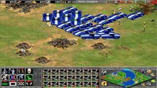 Age of Empires 2 Car Attack