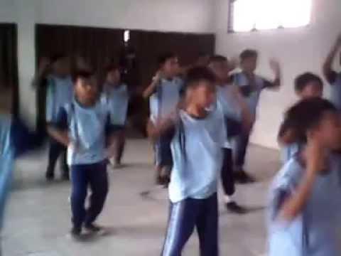 Senam Ceria Anak Indonesia Mts. N Legok Kelas 7-3 video