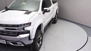 2019 Chevy Silverado Black Widow Lifted Truck