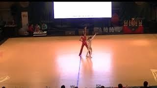 Taisiia Kyrycenko & Denys Hurin - World Cup Budapest 2017