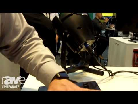 Integrate 2016: ETC Demos ColorSource Console With RDM on the Jands Stand
