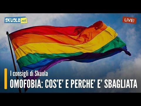 Omofobia,come combatterla