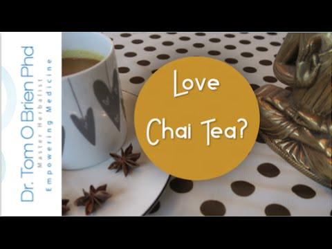 How to make a Chai Tea at home!