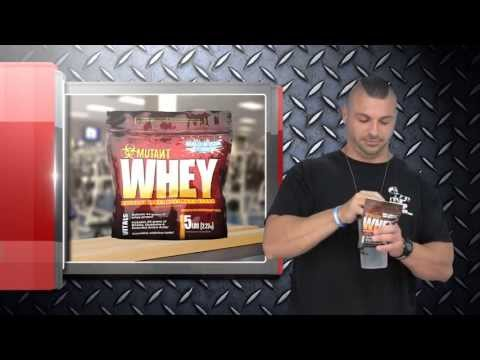 Mutant Whey Protein Supplement Review & Taste Test