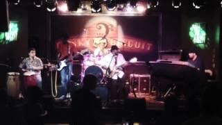 Fusik Soul Sacrifice Live @ The Funky Biscuit Boca Raton, FL 7-12-2012