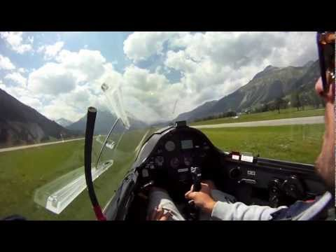 Gliding Samedan  2011