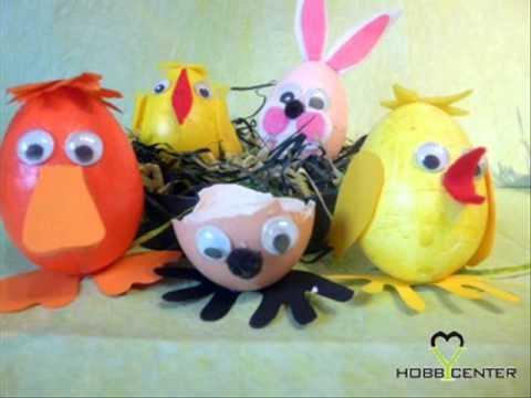 Húsvéti  Kreatív ötletek
