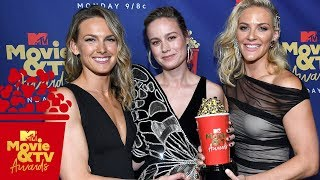 Girls Rock! Brie Larson, Tessa Thompson, Tiffany Haddish & More! | 2019 MTV Movie & TV Awards
