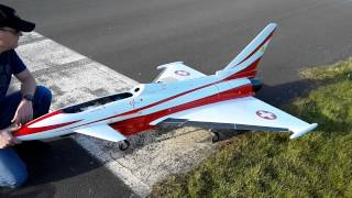 LSV Brilon C-Arf Flash und Eurosport Turbine Jet