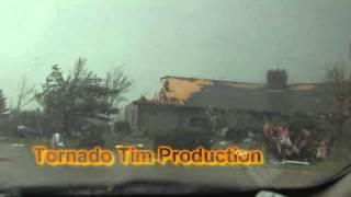 Kirksville Damage
