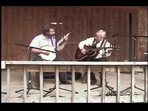 "Mike Scott & Little Roy Lewis  VIDEO  ""Banjolina""  Bean Blossom, IN    6/11/13"
